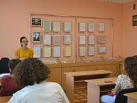 Закончилась проходившая в ГКУ РК «Государственный архив Республики Крым» производственная архивная практика студентов